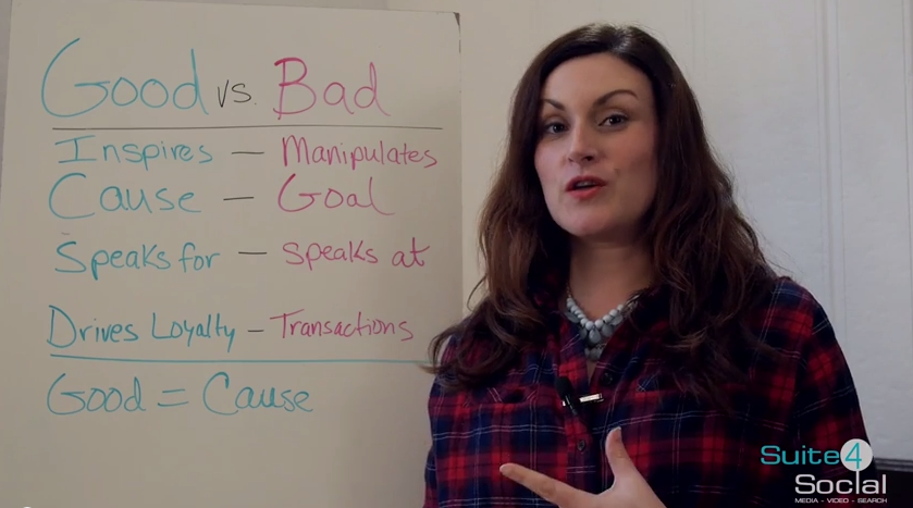 Marketing Monday: Good Vs. Bad Marketing