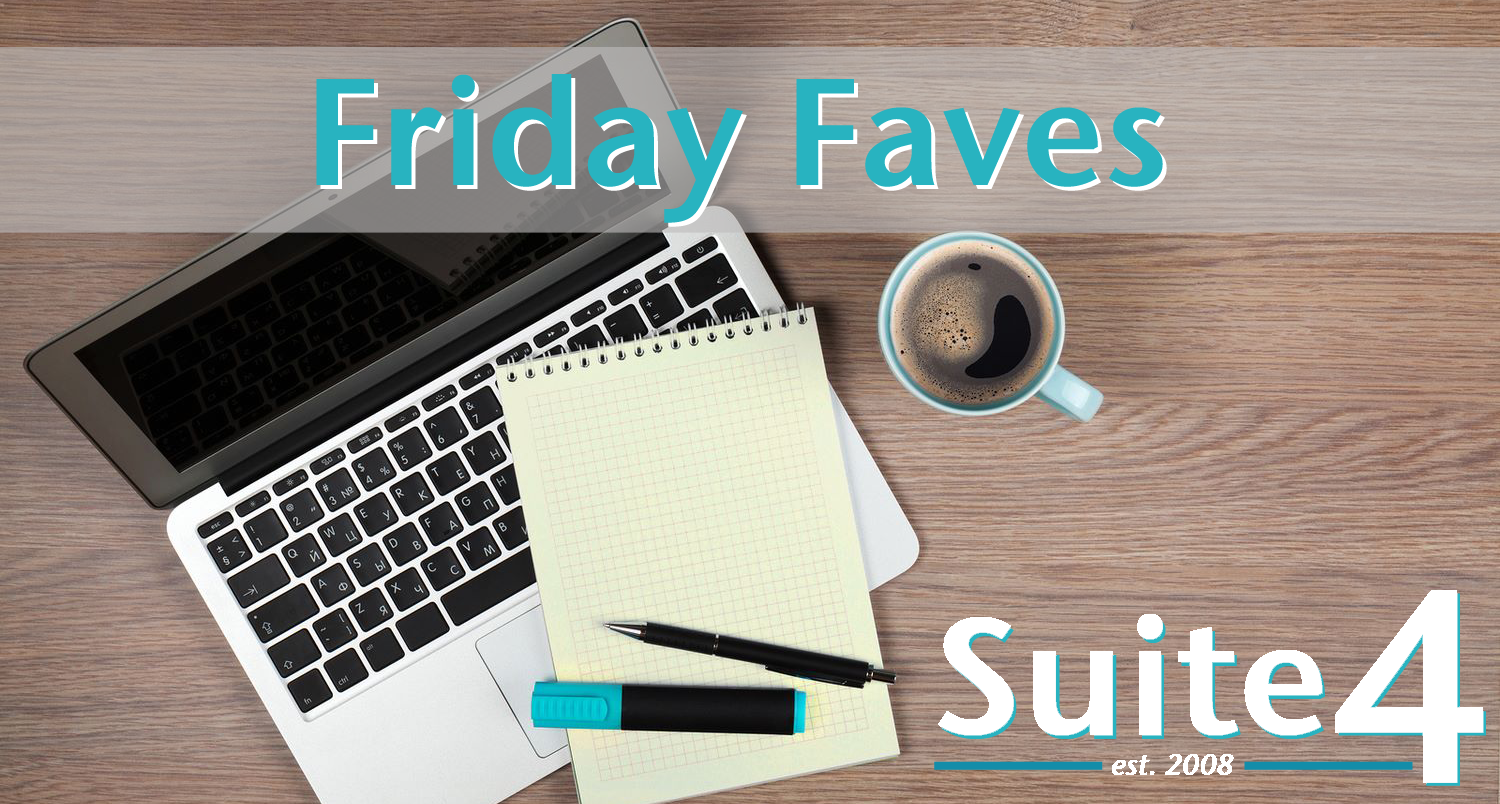 Friday Faves: Planning Successful Events
