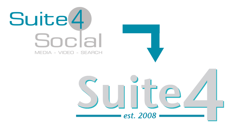 Re-branding Suite 4: Logo Design Update