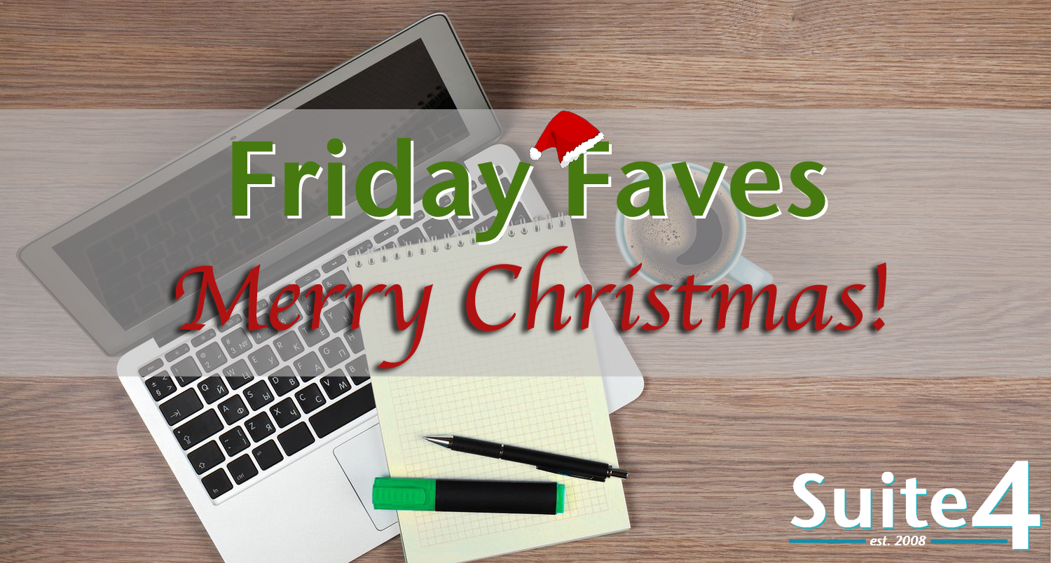 Friday Favorites: Christmas Edition