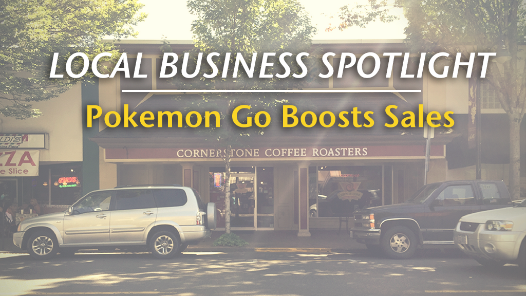 How This Local Business Used Pokemon Go To Boost Their Sales