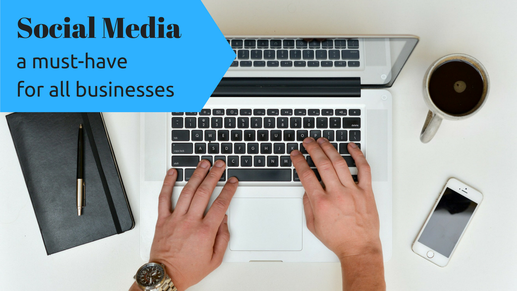 Social Media Is A Necessary Marketing Tool For Businesses Of Any Size