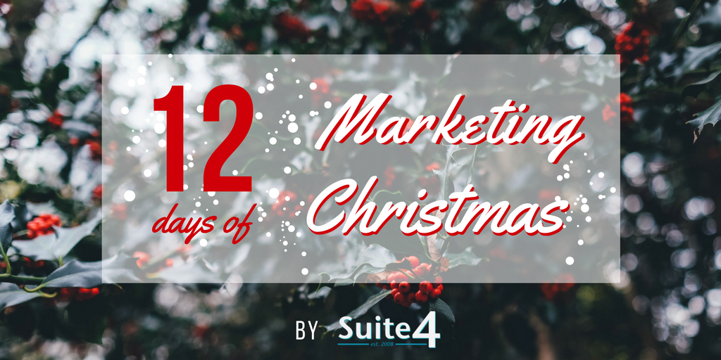 12 Days Of (Marketing) Christmas
