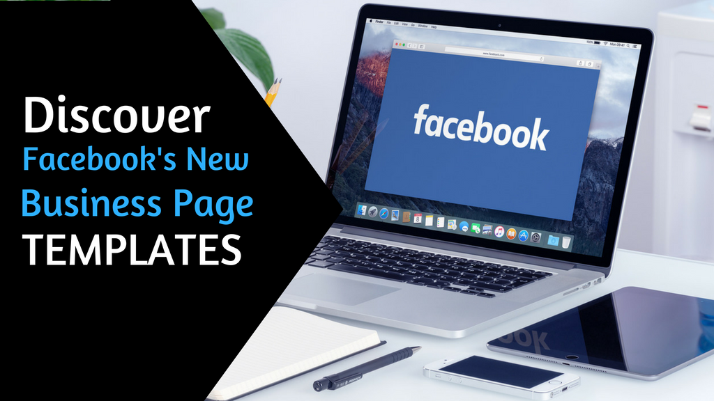 discover facebook s new business page templates suite 4