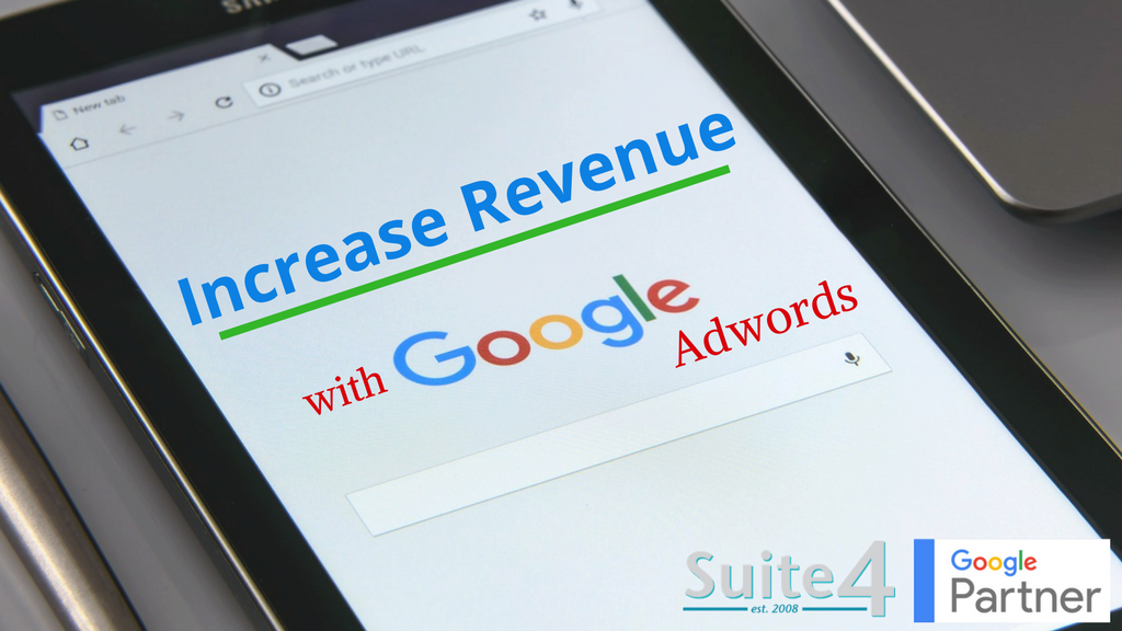 How To Increase Revenue With Google AdWords