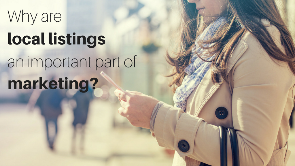 Why Are Local Listings An Important Part Of Marketing?